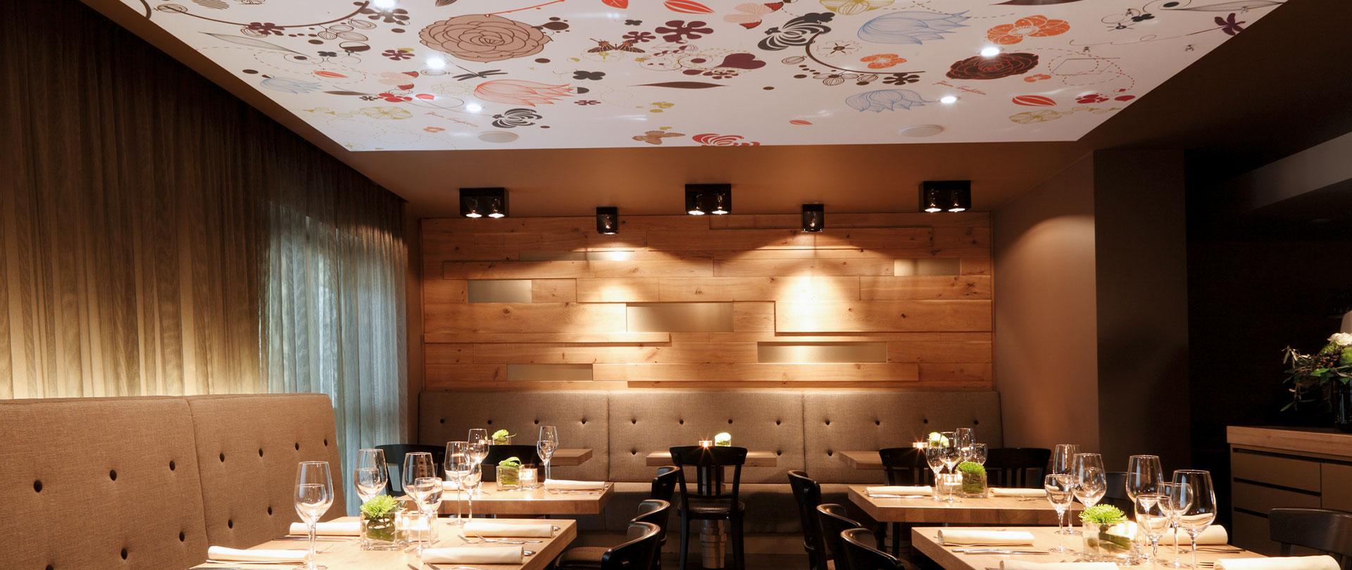 Taufstein Header Restaurant