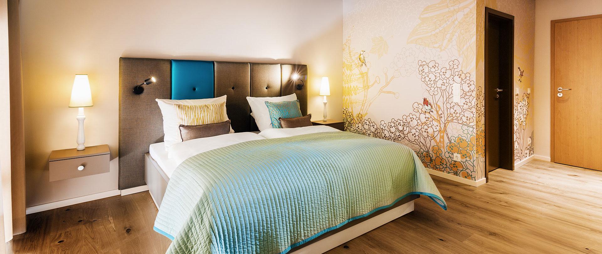 Zimmer | Hotel-Restaurant Taufstein