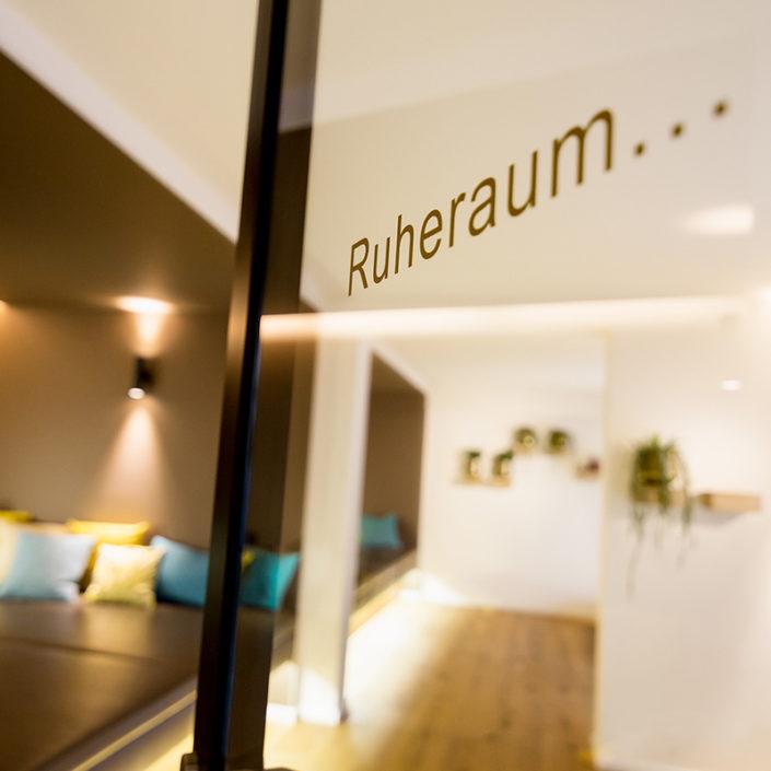 Taufstein Ruheraum
