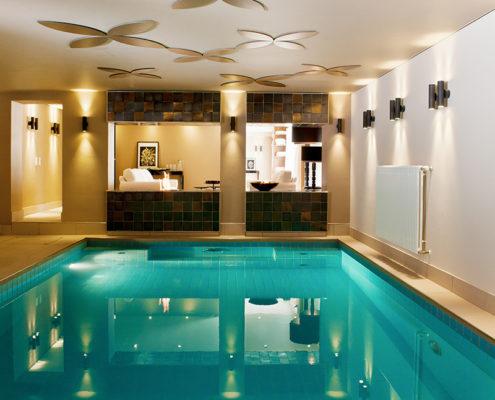 Taufstein Pool
