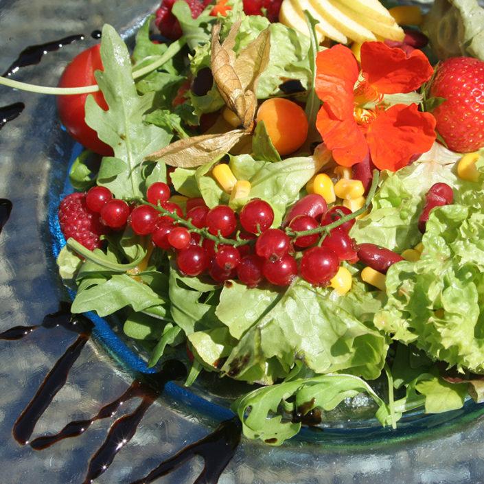 Taufstein Salat